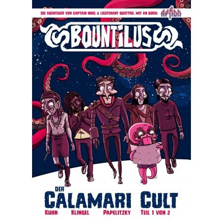 Bountilus - Der Calamari Cult 1