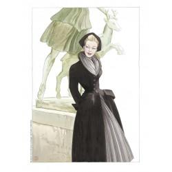 Ein Kleid von Dior Deluxe