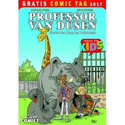 Professor van Dusen - Die Denkmaschine 1 (Neuauflage) VZA