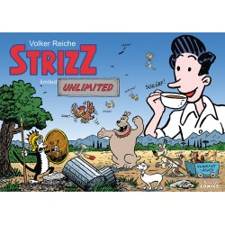STRIZZ unlimited VZA
