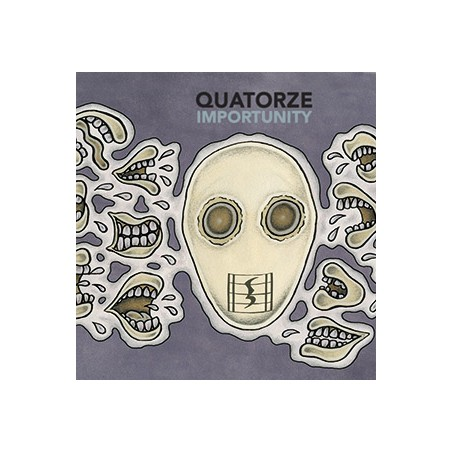 "Quatorze-CD ""Importunity"""