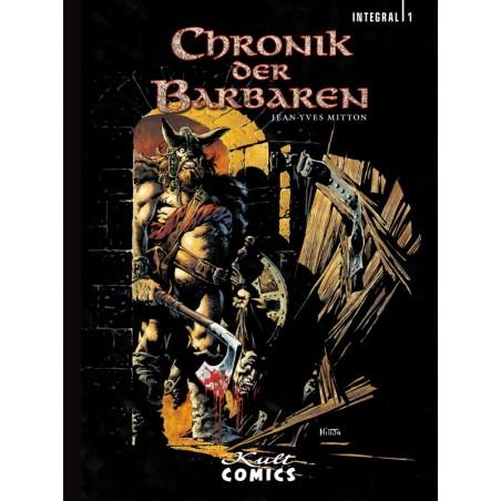 Chronik der Barbaren 1