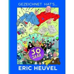 Gezeichnet hat's … Eric Heuvel  - Schuber