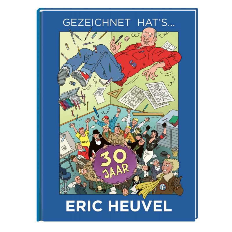 Gezeichnet hat's … Eric Heuvel VZA