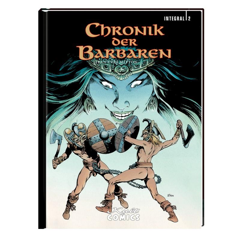 Chronik der Barbaren 2