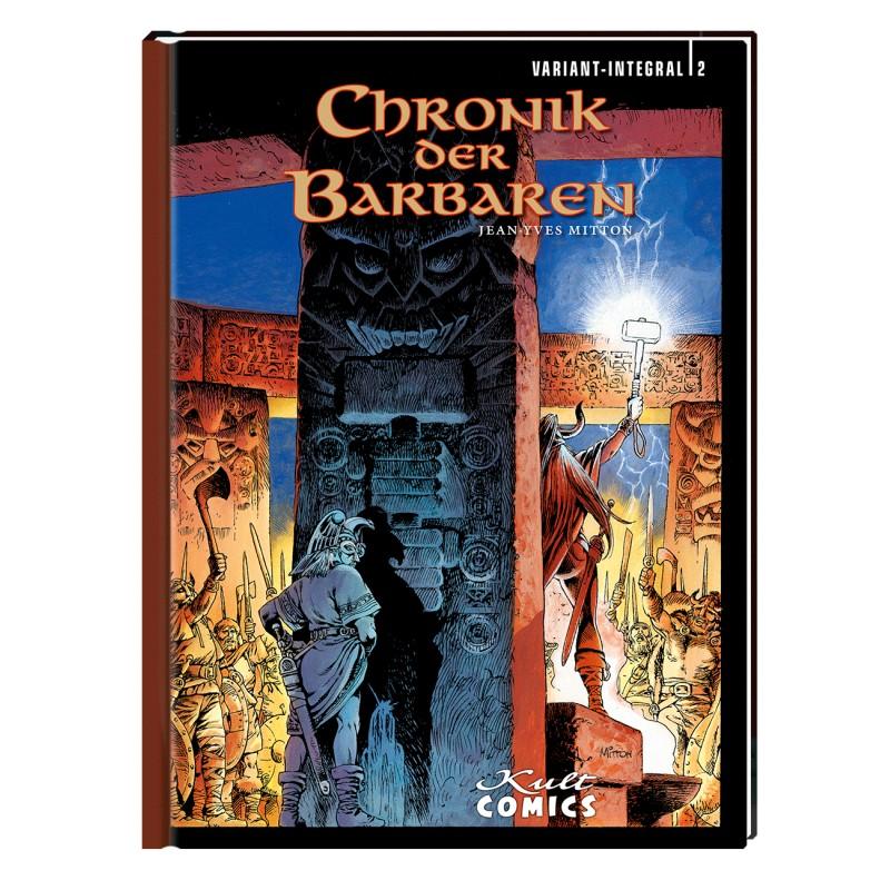 Chronik der Barbaren 2 VZA