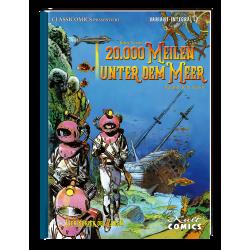 Classicomics präsentiert:2 Jules Verne – Der Kurier des Zaren & 20.000 Meilen unter dem Meer VZA