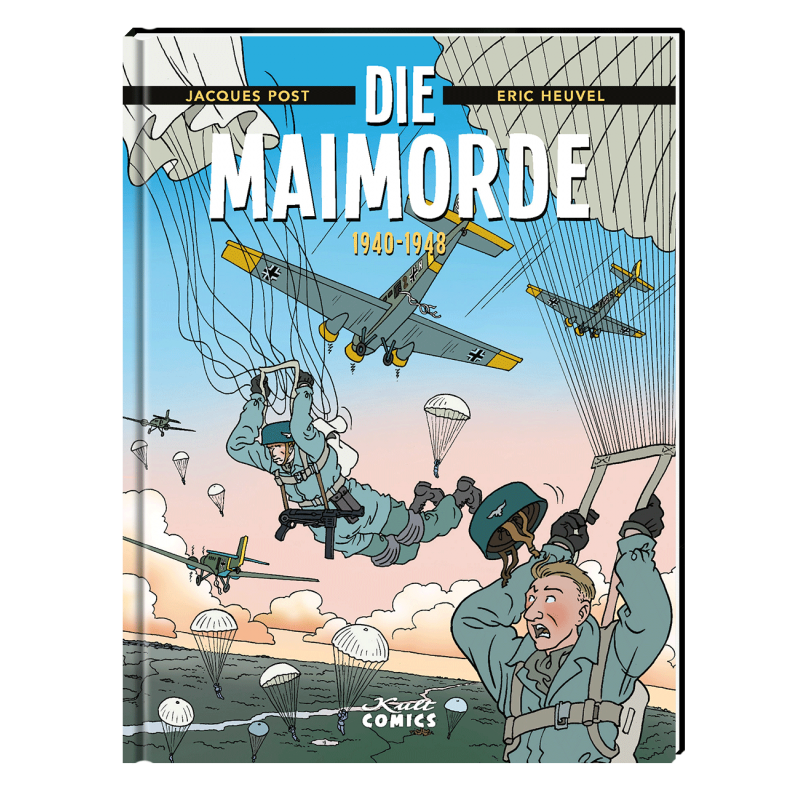 Die Maimorde (Softcover)