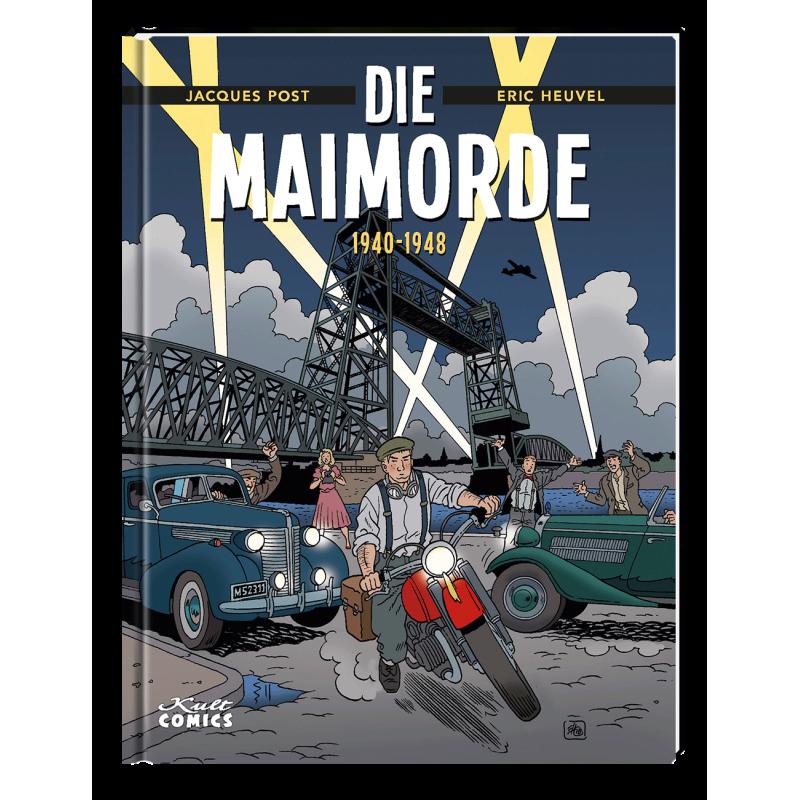 Die Maimorde (Hardcover)