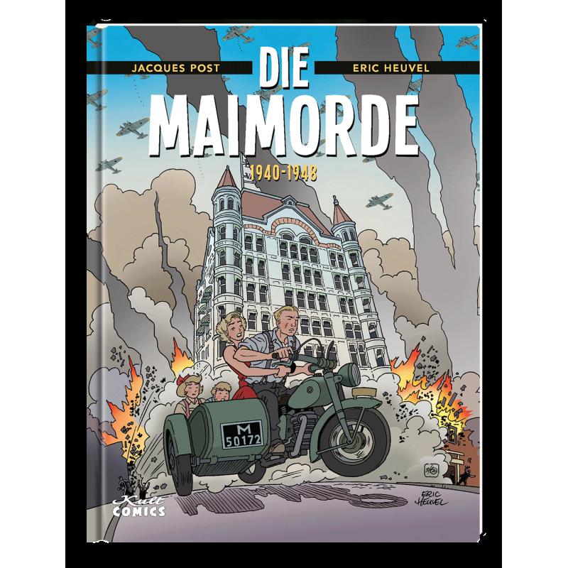 Die Maimorde (Hardcover) VZA