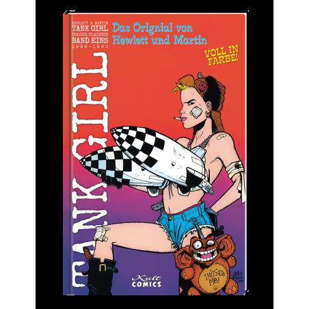 Tank Girl Colour Classics – Band 1