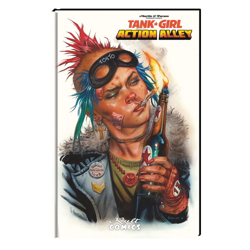 Tank Girl Action Alley VZA