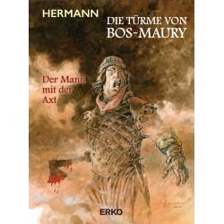 Die Türme von Bos Maury - Der Mann mit der Axt VZA