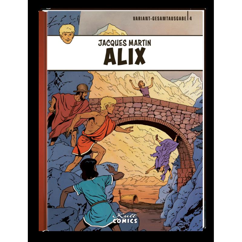 Alix Gesamtausgabe 4 VZA
