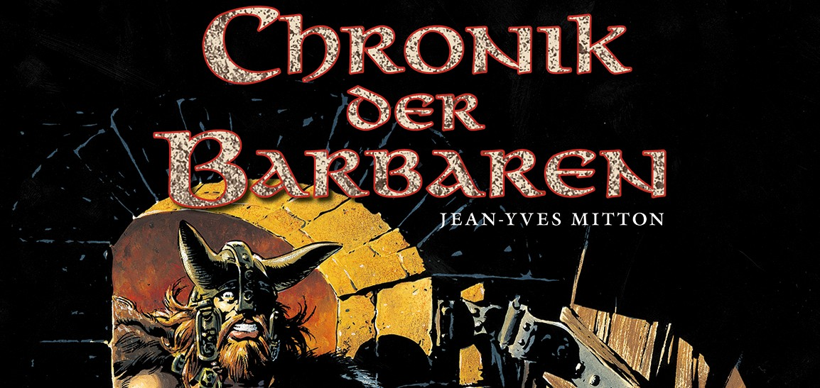 Chronik der Barbaren
