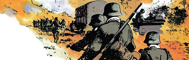Der II. Weltkrieg in Bildern